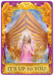Angel Answers Oracle Cards - Sách Hướng Dẫn 22