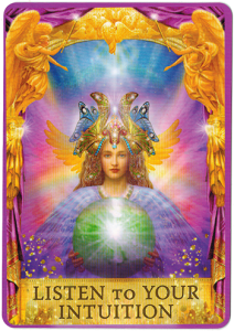 Angel Answers Oracle Cards – Listen To Your Intuition 1