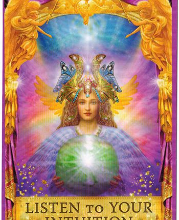 Angel Answers Oracle Cards – Listen To Your Intuition
