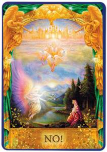 Angel Answers Oracle Cards - Sách Hướng Dẫn 28