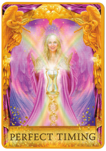 Angel Answers Oracle Cards - Sách Hướng Dẫn 33