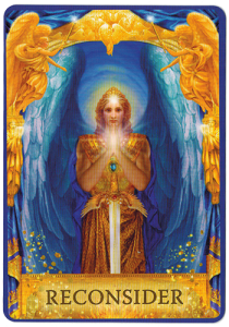 Angel Answers Oracle Cards - Sách Hướng Dẫn 34
