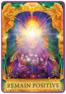 Angel Answers Oracle Cards – Remain Positive 1