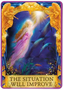 Angel Answers Oracle Cards - Sách Hướng Dẫn 40