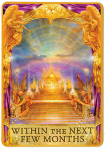 Angel Answers Oracle Cards - Sách Hướng Dẫn 45
