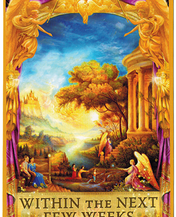 Angel Answers Oracle Cards – Within The Next Few Weeks