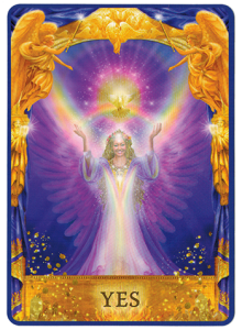 Angel Answers Oracle Cards - Sách Hướng Dẫn 47