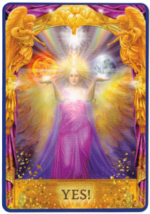 Angel Answers Oracle Cards - Sách Hướng Dẫn 48