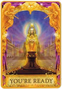 Angel Answers Oracle Cards – You're Ready 1
