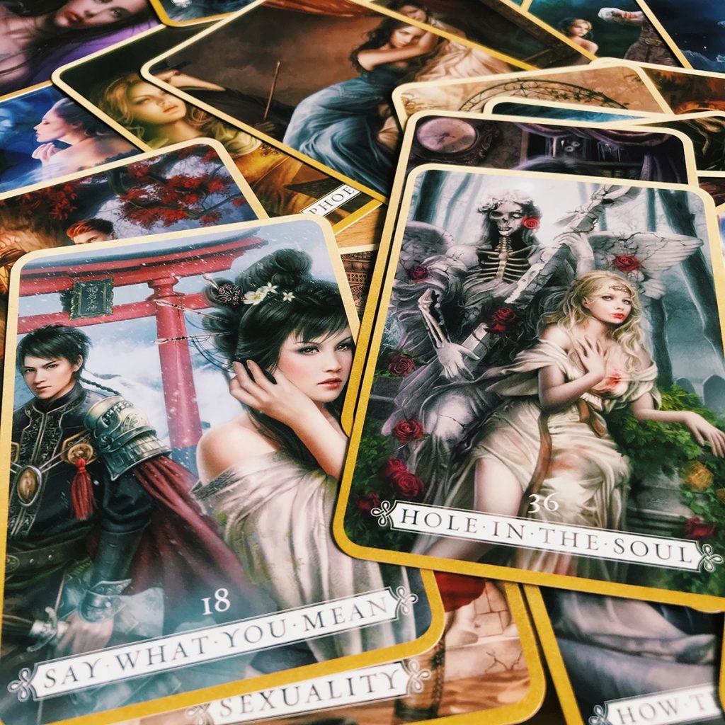 Heal Yourself Reading Cards - Những Phương Pháp Chữa Lành Cơ Bản 2