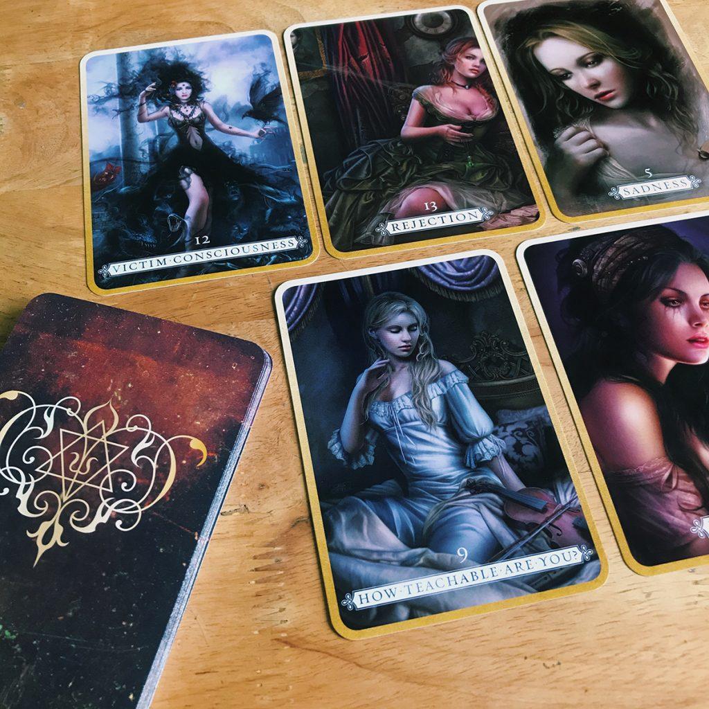 Heal Yourself Reading Cards - Những Phương Pháp Chữa Lành Cơ Bản 4