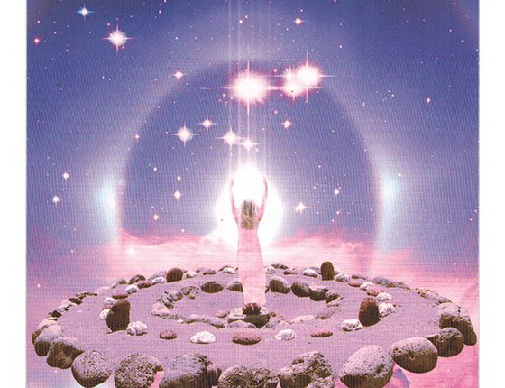 Work Your Light Oracle – Birthing A New Age