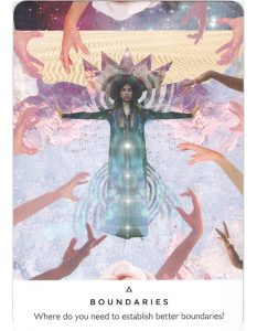 Work Your Light Oracle - Boundaries 1