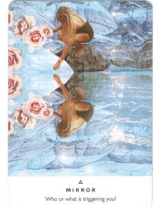Work Your Light Oracle – Mirror 1