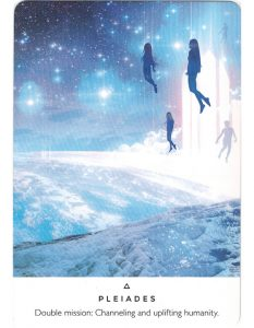 Work Your Light Oracle – Pleiades 1