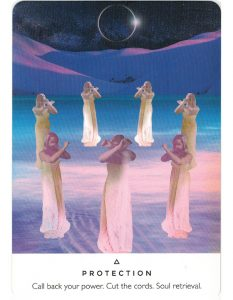 Work Your Light Oracle – Protection 1