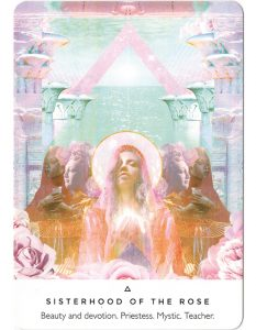 Work Your Light Oracle – Sisterhood Of The Rose 1