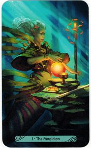 I. The Magician