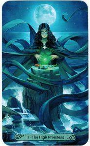 II. The High Priestess