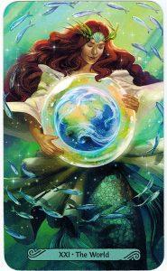 Mermaid Tarot - Sách Hướng Dẫn 3