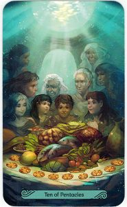 10 of Pentacles