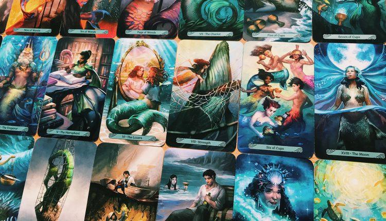 Mermaid Tarot – Sách Hướng Dẫn