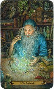 1. The Enchanter