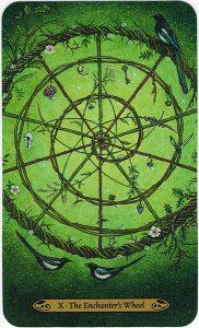 10. The Enchanter's Wheel