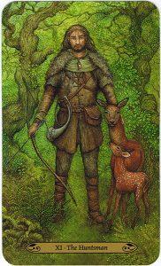 11. The Huntsman