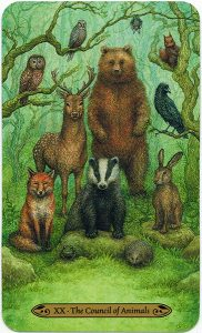 20. The Council of Animals