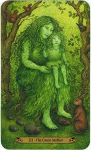 3. The Green Mother
