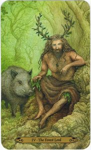 4. The Forest Lord