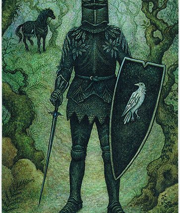 Forest of Enchantment Tarot – Seeker of Challenges