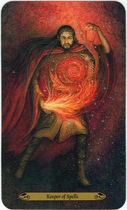 Forest of Enchantment Tarot - Keeper of Spells 1