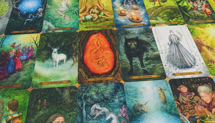 Forest of Enchantment Tarot – Sách Hướng Dẫn
