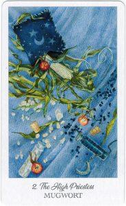 The Herbcrafter's Tarot - Sách Hướng Dẫn 3
