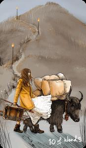 The Light Seer's Tarot - Sách Hướng Dẫn 32