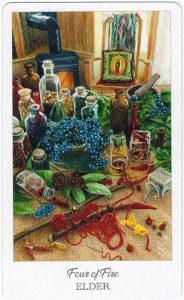 The Herbcrafter's Tarot - Sách Hướng Dẫn 36