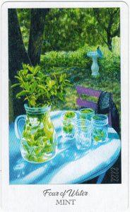 The Herbcrafter's Tarot - Sách Hướng Dẫn 37