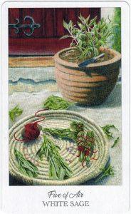The Herbcrafter's Tarot - Sách Hướng Dẫn 39