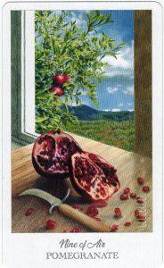The Herbcrafter's Tarot - Sách Hướng Dẫn 55