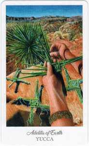 The Herbcrafter's Tarot – Adelita Of Earth 1