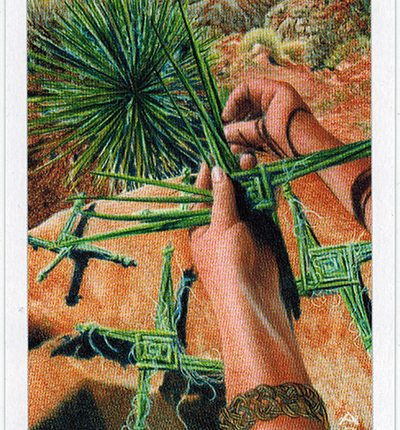 The Herbcrafter's Tarot – Adelita Of Earth