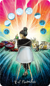 The Light Seer's Tarot - Sách Hướng Dẫn 72