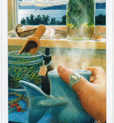 The Herbcrafter's Tarot – Madre Of Water