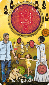 The Light Seer's Tarot - Sách Hướng Dẫn 74