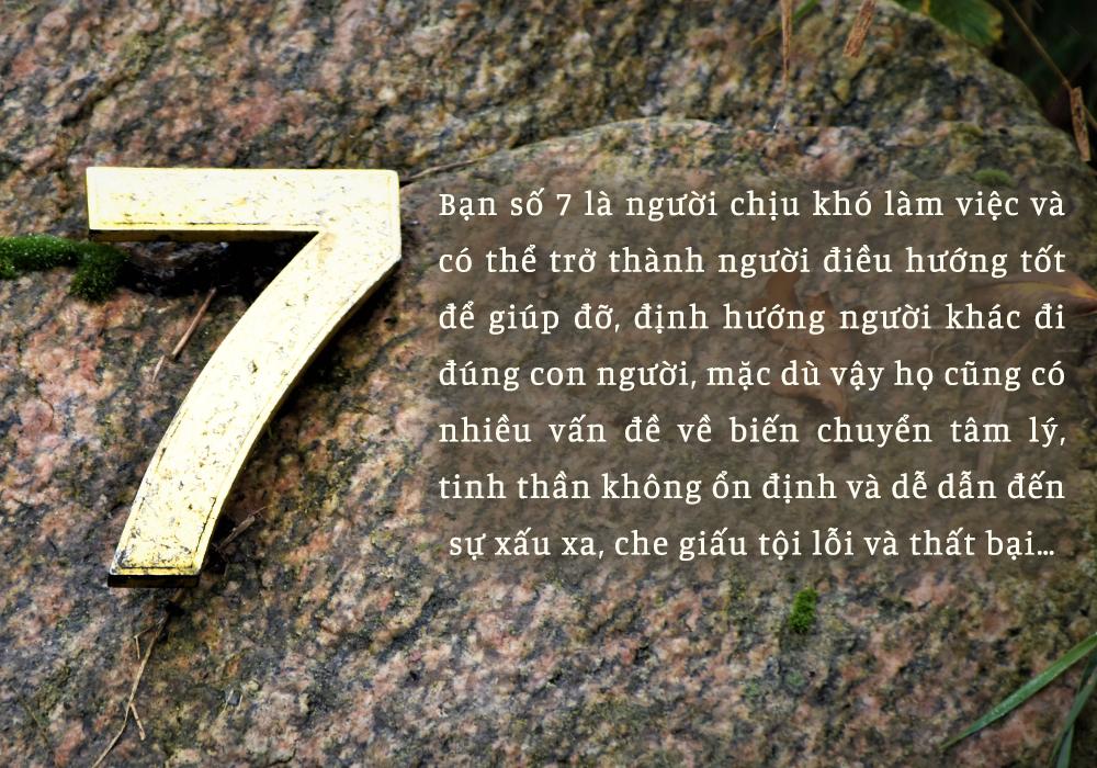 Xem Thần Số Học Cho Việc Phát Triển Sự Nghiệp 6